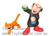 Gargamel & Azrael Super Smurf (No Box)