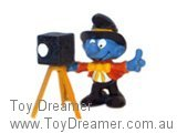 Photographer Smurf (Boxed)