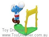 Volleyball Super Smurf (Boxed)
