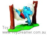 Hammock Super Smurf (Boxed)