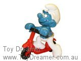 Scooter Smurf (Boxed)