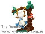 Trapeze Smurf in Tree (Boxed)