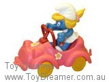 Smurfette in Car (Boxed)