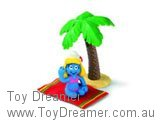 Smurfette at Beach (Boxed)