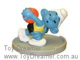 Discus Smurf (Boxed)