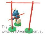 Pole Vaulter Smurf (Boxed)