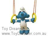 Ring Gymnast Smurf (Boxed)